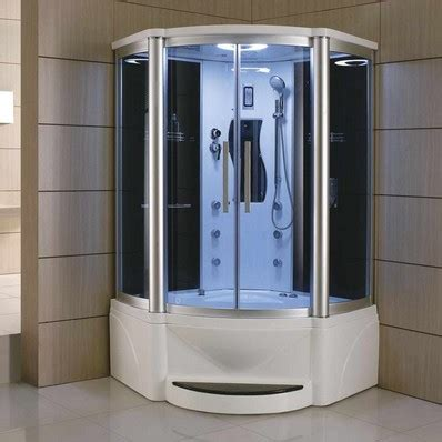wholesale bathroom showers 48 quot steam shower with whirlpool bathtub combo unit by