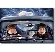 La Voiture Volante D'Harry Potter S'est Vraiment Envol&233e