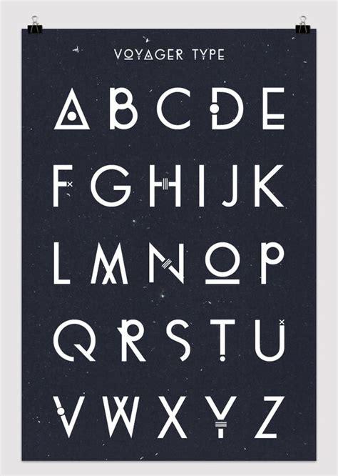 infinity   voyager typography symbols