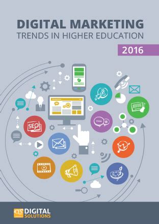 Trends In Mba Education by Digital Marketing Trends In Higher Education 2016