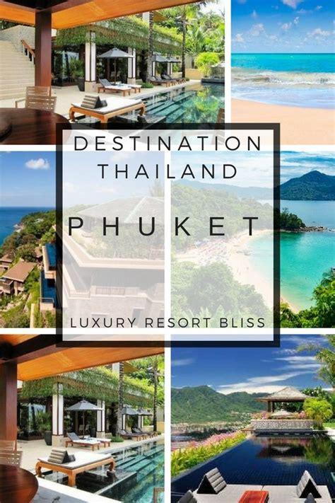 best resorts thailand thailand resorts