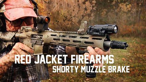 jacket firearms jacket firearms shorty muzzle brake review
