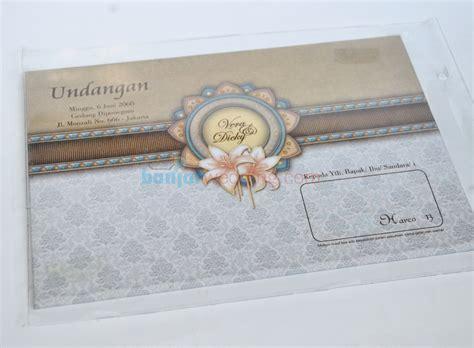 Murah Undangan Hardcover Mk Coklat Gold undangan pernikahan hardcover murah hrc13 banjar wedding