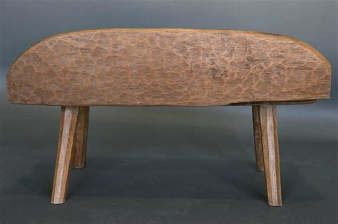 18th century primitive bench at antique 18th century primitive bench from spanish pyrenees at 1stdibs