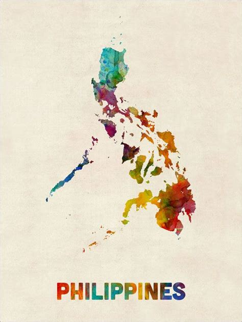 watercolor tattoos philippines best 25 philippines ideas on