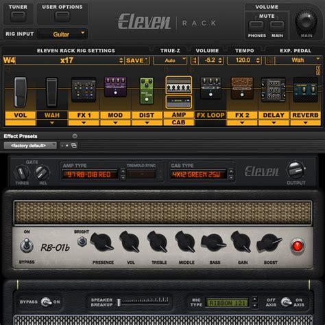 Eleven Rack Forum by Eleven Rack Preset Vault