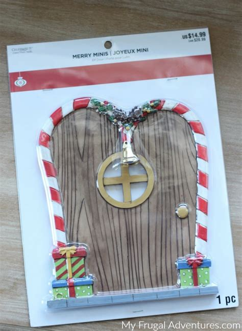elf   shelf arrival idea magic elf door  frugal