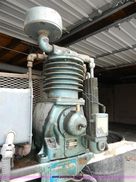 1972 dresser 5000 air compressor item x9597 sold may 1