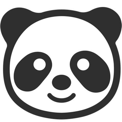 emoji panda emoji panda transparent png stickpng