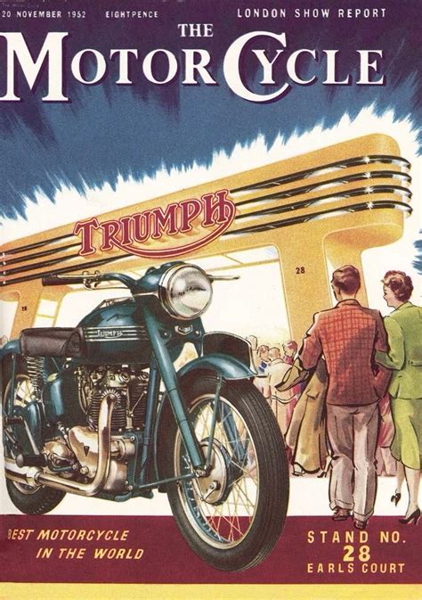 Triumph Motorrad Poster by 760 Best Images About Great Motorcycles Posters And Logos