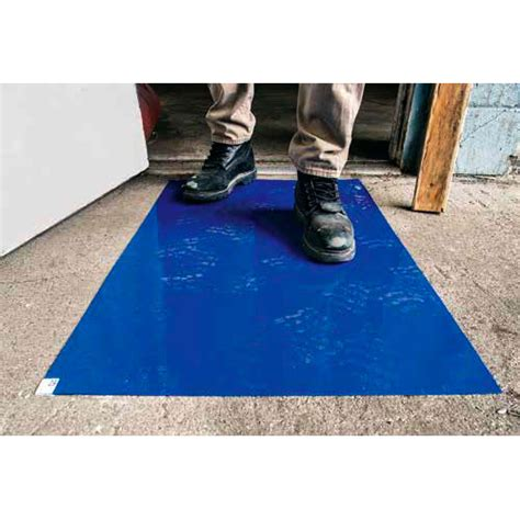 Tacky Mats by Tool Surface Shields Cm2436b4 Clean Mat Tacky Surface Mats 24 Quot