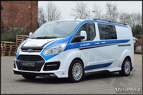 Home And Interior Gifts by Ford Transit Custom Black Aluminium Roof Styling Bars 2012