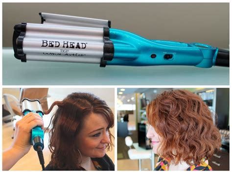 bed head waver day 93 wave artist by bed head 365 days of hair