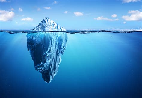 The Iceberg the iceberg theory for presentation content ethos3