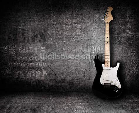 guitar wall murals electric guitar wall mural electric guitar wallpaper