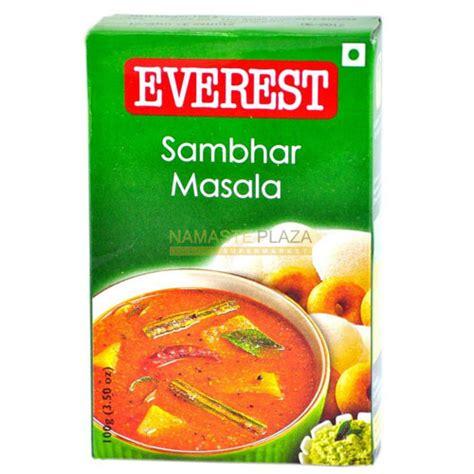 Everest Masala everest sambhar masala everest spices tea spices