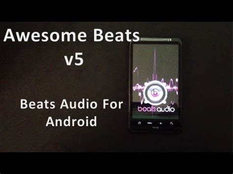 do beats work with android awesome beats v5 beats audio for android how to make do everything