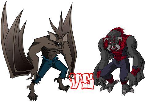 Set 3in1 Batman Vs Spider spider vs bat www pixshark images galleries with a bite