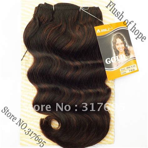 noble hair extensions aliexpress buy noble gold synthetic hair extensions