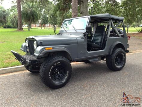 Top For Jeep 1985 Jeep Cj7 And Soft Top