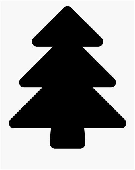 Choose Your Christmas Tree - Font Awesome Tree Icon