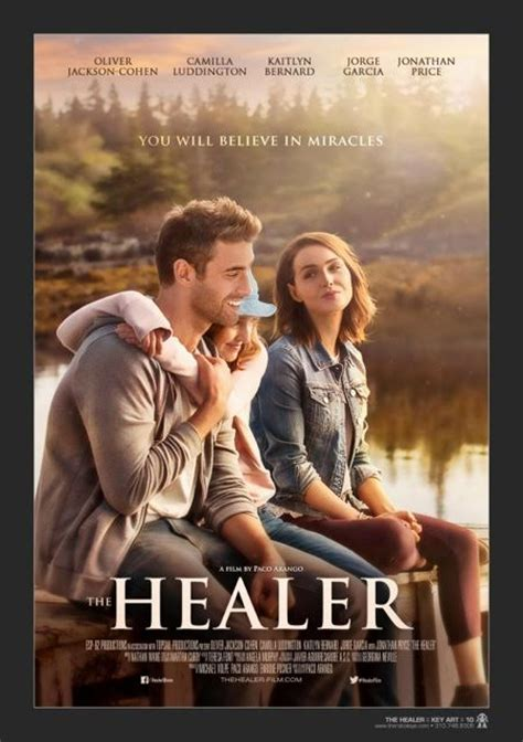 film drama net healer exclusive kaitlyn bernard discusses the healer