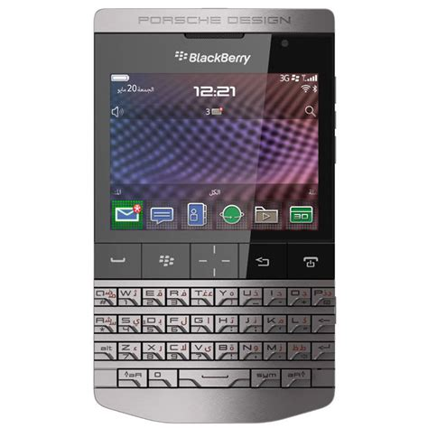 porsche design blackberry p 9981 goes official priced at