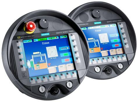 mobile panel artelectro partener siemens automatizari industriale