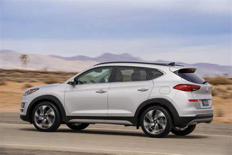 Hyundai Tucson 2019 Facelift by India Bound 2019 Hyundai Tucson Facelift Unveiled At Nyias