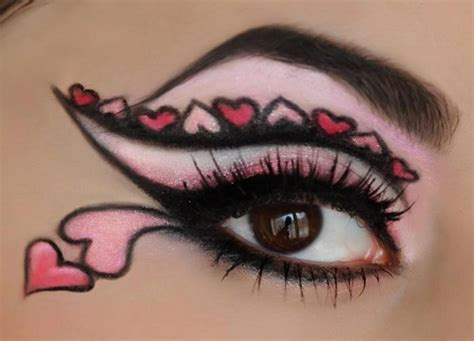 valentines makeup valentines day makeup and