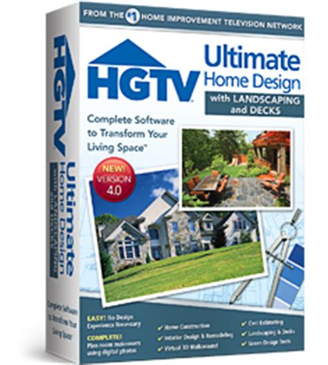 Hgtv Home Design And Landscaping Software Hgtv 174 Ultimate Home Design With Landscaping Decks 4
