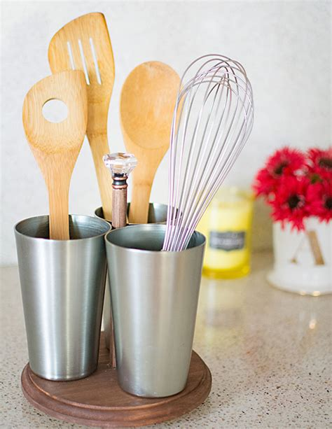 Kitchen Utensil Storage Ideas 10 Creative Kitchen Utensil Storage Ideas