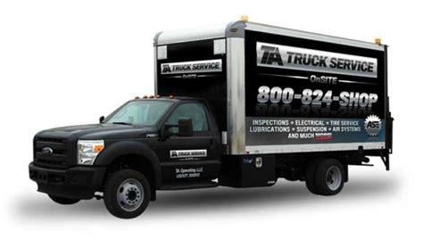 ta truck ta truck service turns attention to smaller fleets