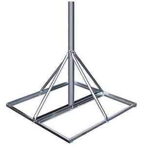 frm  penetrating roof mount antenna mast  od   dbs tv wifi ebay