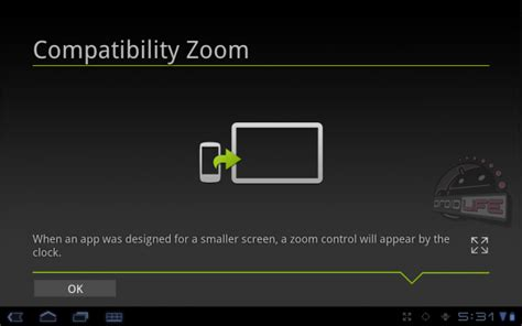 android layout zoom in out new android 3 2 sdk is now available droid life