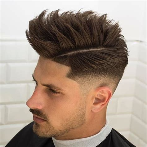 gents haircut for round face how to pull off spiky hair in 2017