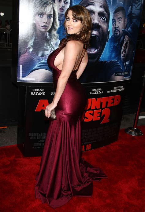 a haunted house 3 kirsty hill at a haunted house 2 premiere in los angeles