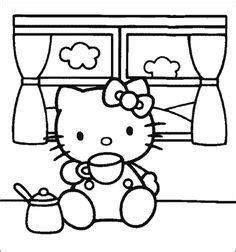 hello kitty ladybug coloring pages 1000 images about hello kitty on pinterest hello kitty