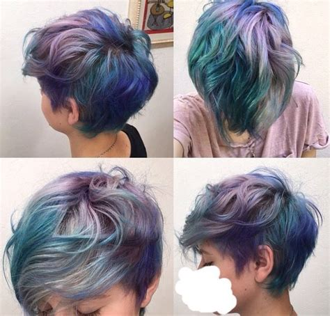 elderly hair styles with purpke the 25 best long pixie cuts ideas on pinterest pixie