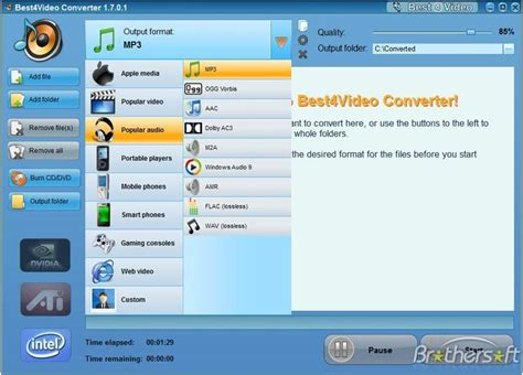 Download Mp3 Video Converter Software | download free best4video video to mp3 converter