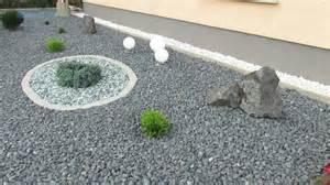 garten gestalten mit kies vorgarten mit kies gestalten