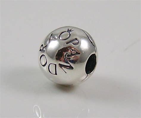 Pandora Loving Pandora Clip P 789 authentic genuine pandora silver loving pandora logo clip charm 791015 ebay