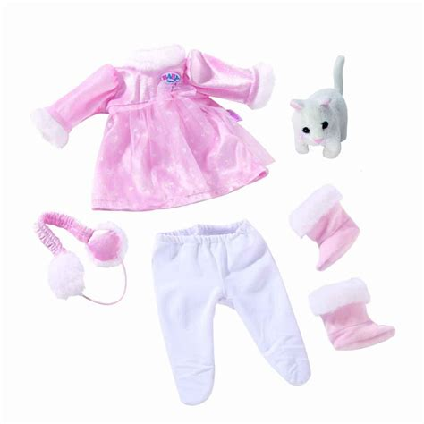 doll clothes baby born doll winter clothes shoes set ebay