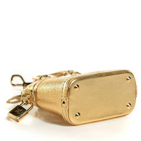 Lv Kepang Mini Gold louis vuitton suhali mini lockit bag charm gold 108679