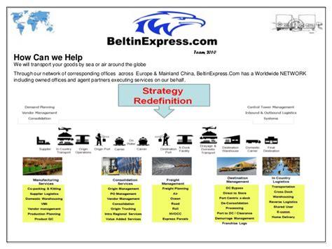 about beltin express
