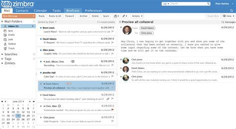 tutorial servidor de email zimbra zimbra servidor zimbra