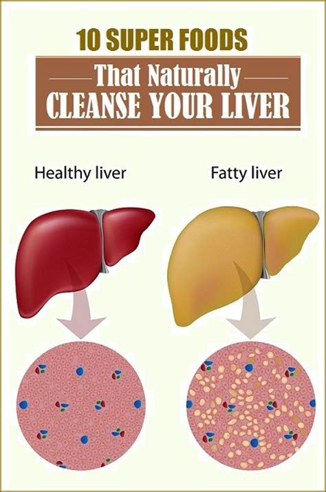 10 Foods To Detox Liver by 10 Foods That Naturally Cleanse Your Liver Wish
