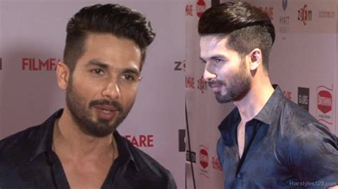 Shahid Kapoor New Hairstyle by New Hairstyle Of Shahid Kapoor