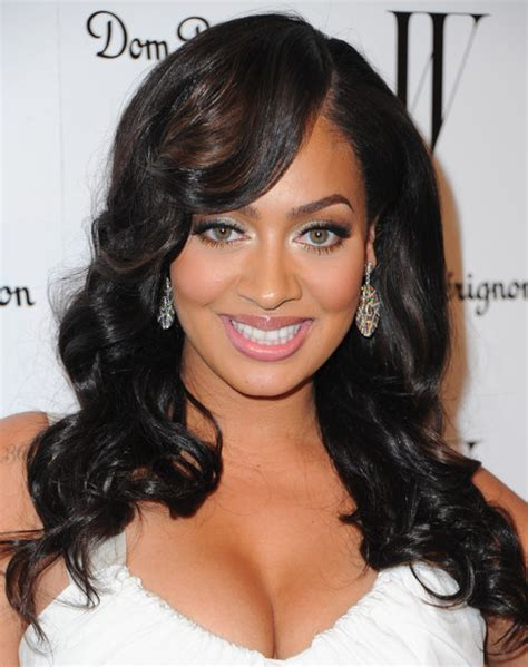 Lala Anthony Hairstyles by Birthday Wishes Cougartown Busy Phillips