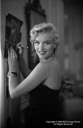 Iconic Photos of Marilyn Monroe by George Barris ~ vintage
